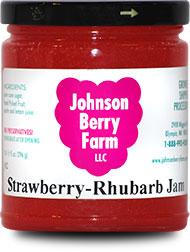 straw-rhubarb-jam